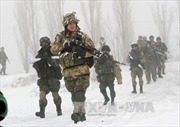 Nhóm tiếp xúc nối lại đàm phán về tình hình Ukraine