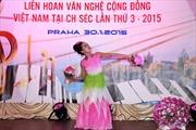 Thi văn nghệ người Việt ở Séc: Nhiều gương mặt nổi trội