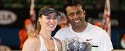 Hingis vô địch Grand Slam ở tuổi 34