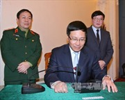 Mở tổng đài hỗ trợ bảo hộ công dân, pháp nhân Việt Nam ở nước ngoài