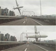 16 người chết trong vụ máy bay Đài Loan rơi sông