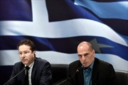 Hy Lạp dùng đòn bẩy Nga đàm phán với chủ nợ
