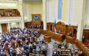 Ukraine thông qua luật tước chức danh tổng thống Yanukovych