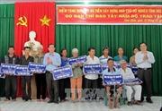 Góp sức chăm lo Tết cho hộ nghèo vùng Tây Nam Bộ