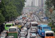 Giao thông Jakarta tồi tệ nhất thế giới
