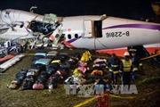 Vụ rơi máy bay Đài Loan: Hôm nay có kết quả giải mã hộp đen