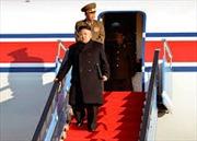 Trung Quốc 'theo sát' tin đồn ông Kim Jong Un thăm Nga