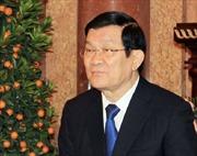 Bài phát biểu chúc Tết kiều bào của Chủ tịch nước