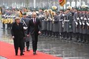 Đức với hai quyết định 'Không' ở Iraq và Ukraine