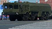 Nga phóng Iskander-M trong huấn luyện ở Quân khu Đông