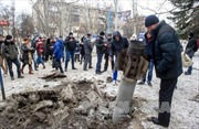 Gần 100 lính Ukraine thương vong trước thềm cuộc gặp Minsk