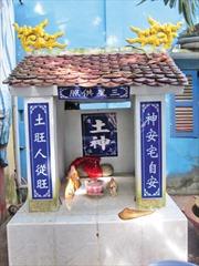 Tục thờ ông Địa - thần Tài  ở Nam Bộ