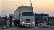 Nga tiếp tục gửi hàng cứu trợ tới Đông Ukraine