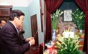 Chủ tịch nước dâng hương tưởng nhớ Chủ tịch Hồ Chí Minh tại Nhà 67