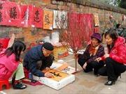 Xin Chữ - Nét đẹp văn hóa đầu năm