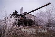Quân đội Ukraine bắt đầu rút khỏi thị trấn chiến lược Debaltsevo