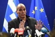 Hy Lạp chính thức đề nghị gia hạn chương trình cho vay cứu trợ của EU