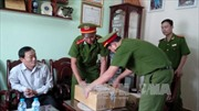 Truy xét vụ trộm tài sản trị giá hơn 700 triệu đồng