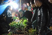 'Mua may, bán rủi' ở chợ Viềng