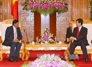 Thủ tướng Nguyễn Tấn Dũng tiếp Đại sứ Sri Lanka