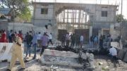 Dinh tổng thống Somalia trúng đạn cối
