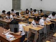 Nhiều thay đổi trong quy chế thi tốt nghiệp THPT quốc gia