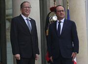 Philippines, Pháp tăng cường hợp tác chống khủng bố