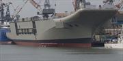 Ấn Độ gấp rút đóng tàu sân bay đối phó Trung Quốc