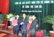 Trao quyết định của Bộ Chính trị về nhân sự tỉnh Bắc Ninh