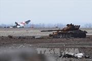 Tìm thấy 373 thi thể binh sĩ Ukraine tại sân bay Donetsk