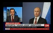 CNN 'nhầm' ông Putin thành Jihadi John