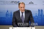 Ngoại trưởng Nga chỉ trích Kiev phong tỏa Donbass