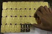 Giá vàng, dầu thế giới đi xuống