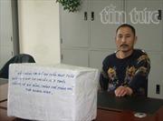 Bắt đối tượng vận chuyển 20kg ma túy đá từ Trung Quốc