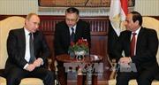 Nga, Ai Cập ký nghị định thư hợp tác quân sự