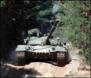Ukraine bàn giao lô xe tăng mới cho quân đội