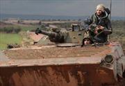 Phiến quân tấn công trụ sở tình báo Syria