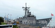 5 tàu chiến Mỹ đến Hàn Quốc tập trận