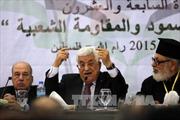 Palestine bất ngờ ngừng hợp tác an ninh với Israel