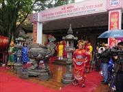 Bắc Ninh khai hội Kinh Dương Vương