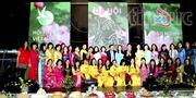 Phụ nữ Việt tại Séc tổ chức Dạ hội Tâm Xuân 2015