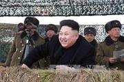 Phái đoàn ngoại giao Triều Tiên tới Syria