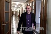 Hy Lạp 'lên gân' trước hội nghị bộ trưởng tài chính Eurozone