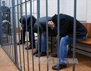 Nga tạm giam 5 nghi can sát hại ông Nemtsov