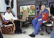 Cuba ủng hộ Venezuela vô điều kiện