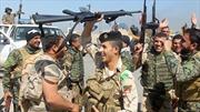 Iraq giành được một phần Tikrit
