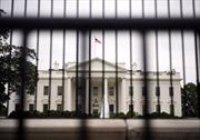 Mật vụ Mỹ tông xe vào Nhà Trắng
