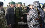 OSCE tăng gấp đôi quan sát viên tại Ukraine