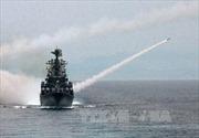 3 hạm đội Hải quân Nga đồng loạt tập trận