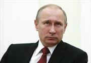 Nga bác tin Tổng thống Putin ốm